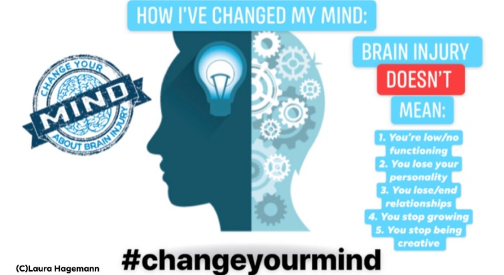 "A graphic I made listing how I've ""changed my mind."""