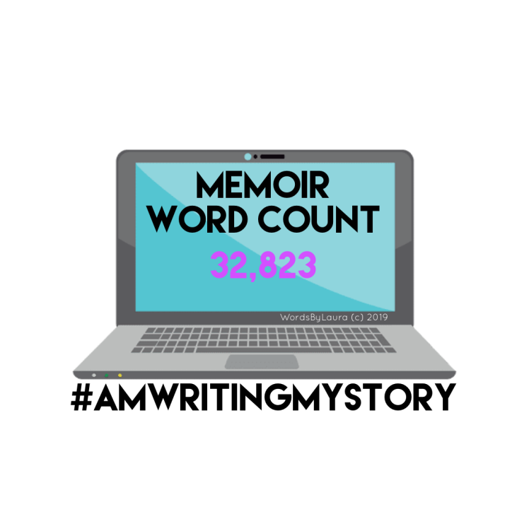 Laura's memoir word count